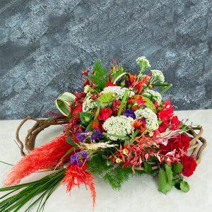 دسته گل اروپایی