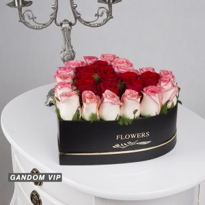 خرید گل ولنتاین