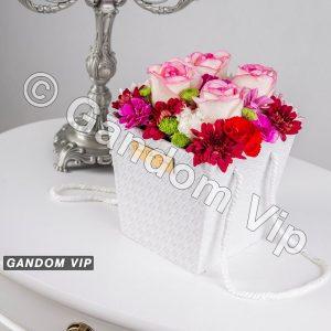 خرید گل - جعبه گل