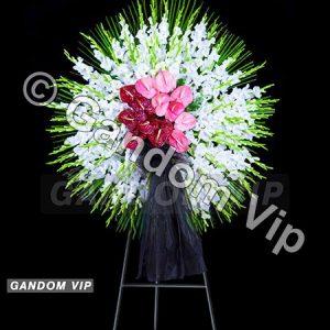 تاج گل ترحیم   تاج گل تسلیت کد 930
