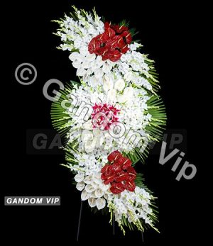 تاج گل | تاج گل ترحیم کد 939