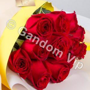 دسته گل تبریک