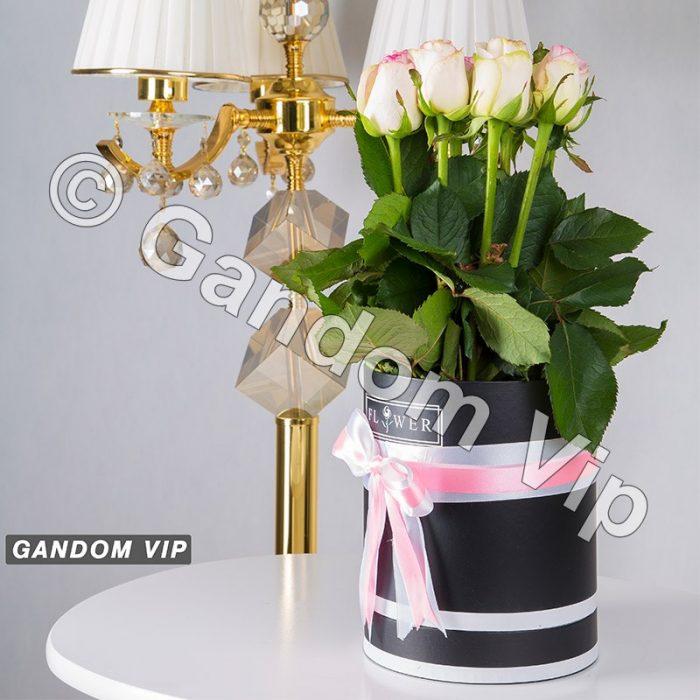 خرید گل | جعبه گل لاکچری
