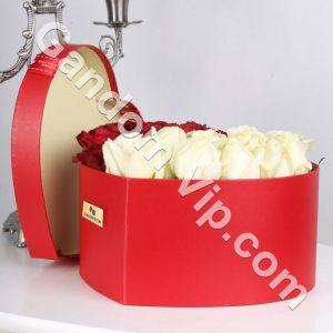 جعبه گل تولد