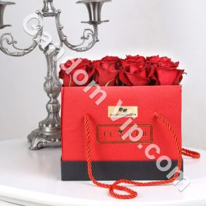جعبه گل لاکچری کد 540