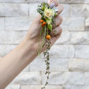گوشواره گل عروس