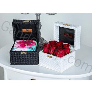 جعبه گل | گل ولنتاین کد 572