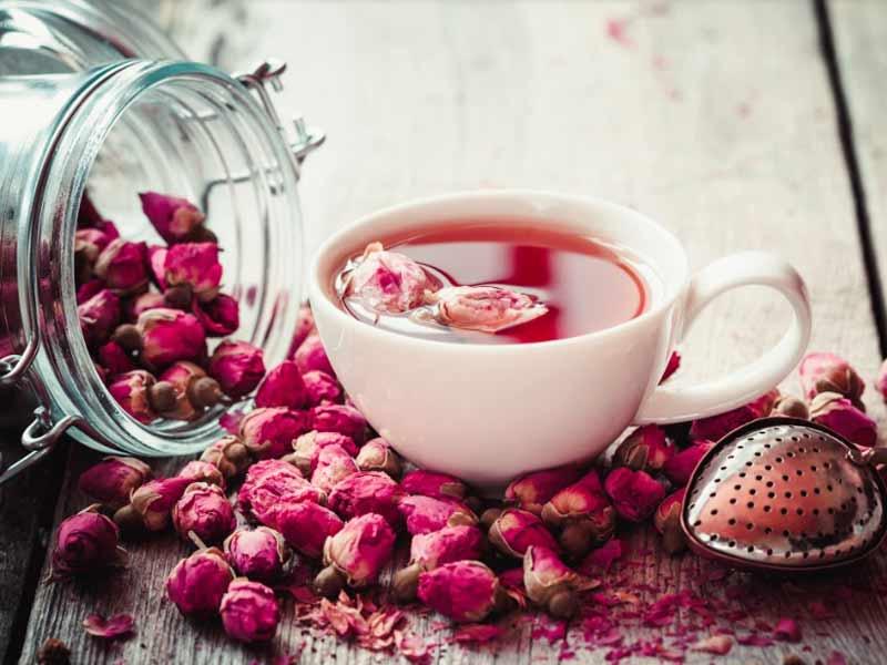 گل رز چای ترکیبی