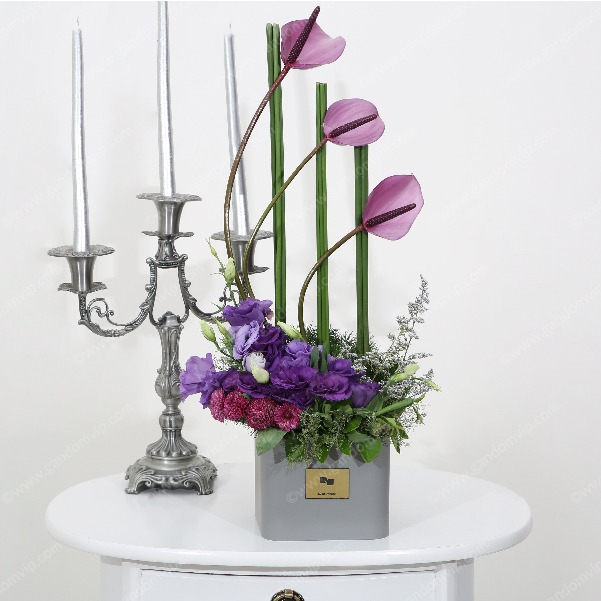 باکس گل آنتوریوم