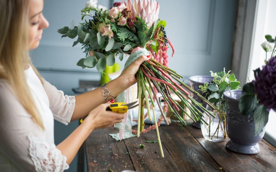 راه های خرید گل