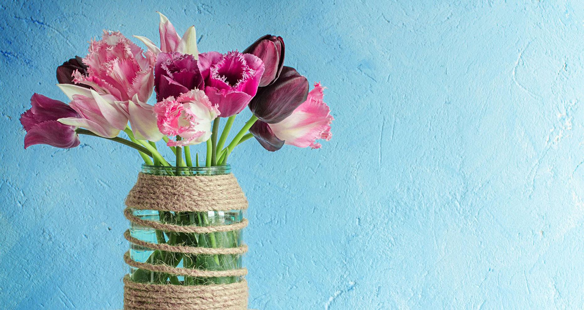 گل لاله هدیه روز مادر