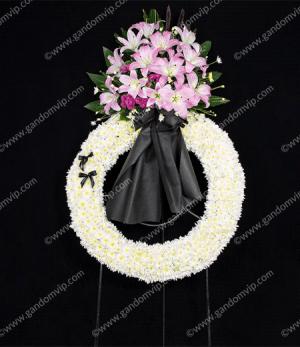 اسم گل مناسب برای تاج گل ختم یا ترحیم ، تسلیت ، تبریک | تاج گل | تاج گل تسلیت کد 955