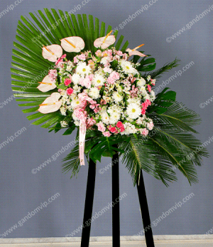 خرید تاج گل تبریک