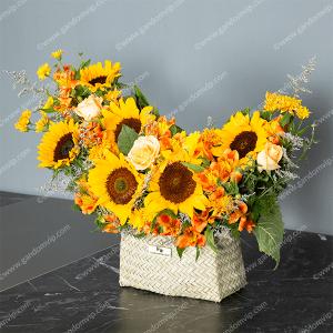 باکس گل آفتابگردون