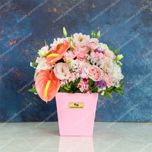 باکس گل کوچک شیک