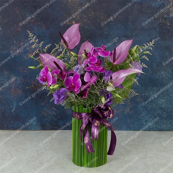 گلدان ارکیده