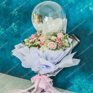 دسته گل تولد همسر