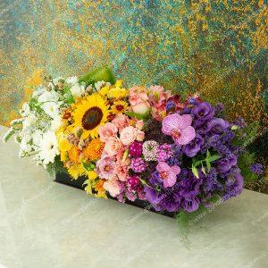 باکس گل تبریک