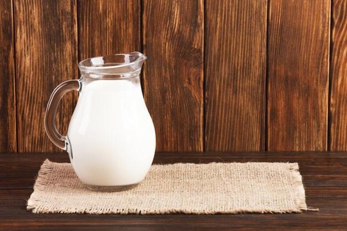 کوددهی با شیر